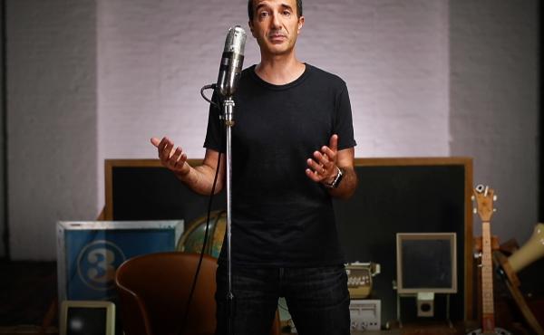 Jad Abumrad speaks for TED