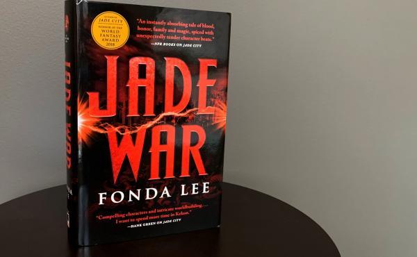 Jade War, by Fonda Lee