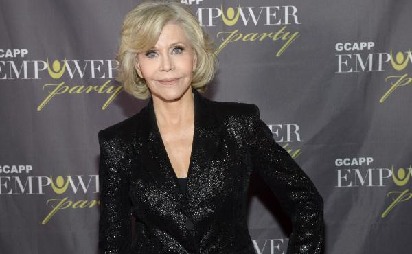 "Jane Fonda, Sheryl Crow Headline ""Empower Party"" In Atlanta For Youth"