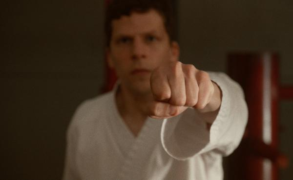"""The Art of Self-Defense is both scathing cultural commentary and dark comedy. The script is """"the funniest thing I've ever read,"""" says star Jesse Eisenberg."""