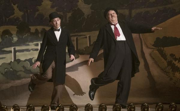 Steve Coogan and John C. Reilly star as the comedy duo Laurel and Hardy in the film Stan & Ollie.