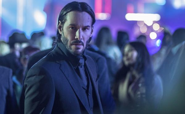 Keanu Reeves waxes wroth in John Wick: Chapter 2.