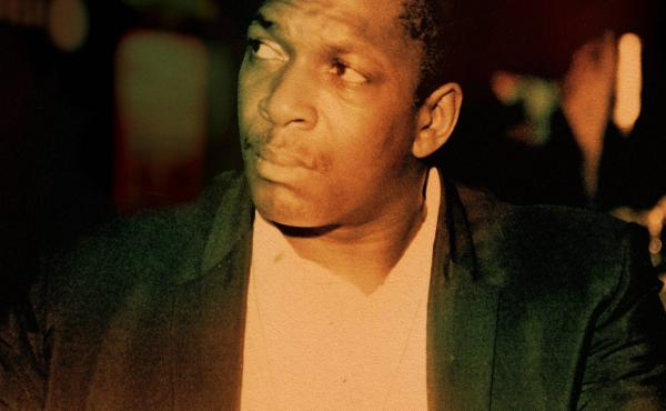 John Coltrane on the cover of A Love Supreme: Live in Seattle.