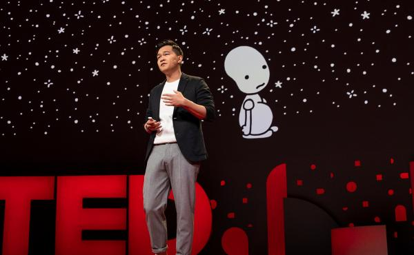 Bret Hartman / TED