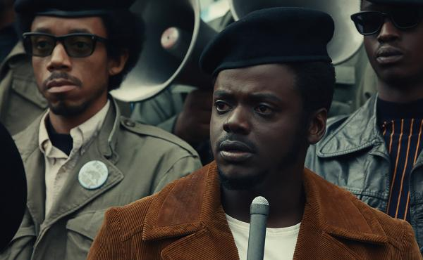 Judas and the Black Messiah tells the story of Black Panther Party leader Fred Hampton (Daniel Kaluuya), who was killed by the police in a 1969 raid.
