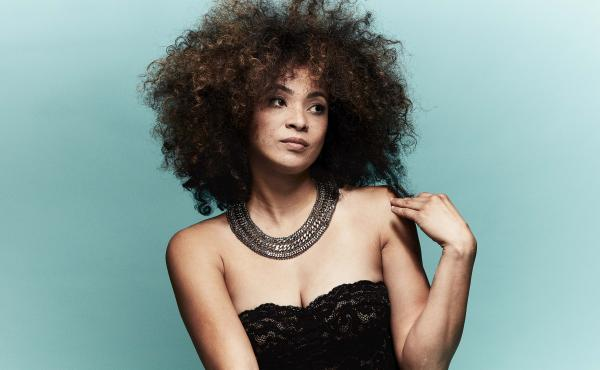"""Kandace Springs' latest album consists of covers of the women in jazz she idolized growing up. """"It's a tribute record to give back to what they've inspired me to do as an artist,"""" she says."""