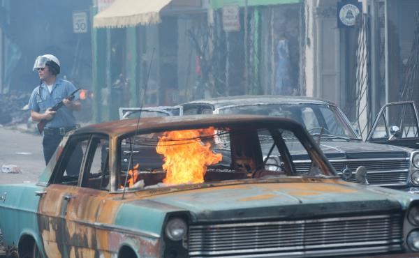 Bigelow's new film, Detroit, depicts the beginning of the Detroit riots and one of their most horrifying events.