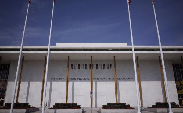 The John F. Kennedy Center for the Performing Arts, pictured here in 2014, has announced this year's class of Kennedy Center Honors recipients.