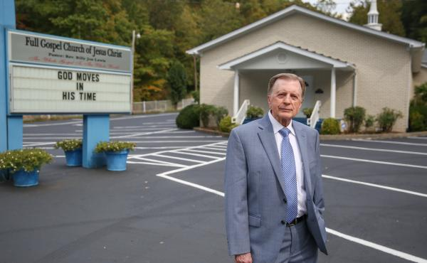 """Pastor Billy Joe Lewis was all in favor when a local health worker suggested a COVID-19 vaccine clinic in the parking lot of his church in Smilax, Ky. """"We've still got to use common sense,"""" Lewis says. """"Anything that can ward off suffering and death, I th"""