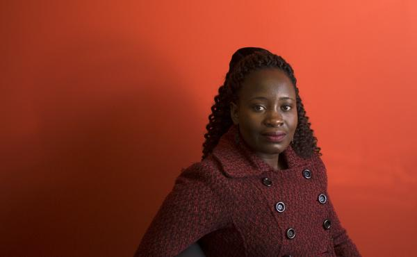 Melvine Ouyo is a reproductive health nurse at Family Health Options Kenya. She visited Washington, D.C., to discuss how the clinic has lost funding because it would not agree to the terms of President Trump's executive order banning U.S. aid to any healt
