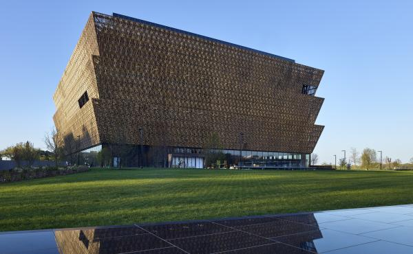 """Writer Kevin Young has been named The National Museum of African American History and Culture in Washington, D.C. """"Having visited the museum myself with my family, I know what a powerful place it is, transforming visitors both in-person and online, and re"""