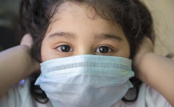 As India suffers through a devastating coronavirus surge, children are asking difficult questions.