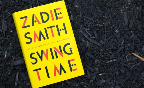 Swing Time by Zadie Smith (Raquel Zaldivar/NPR)