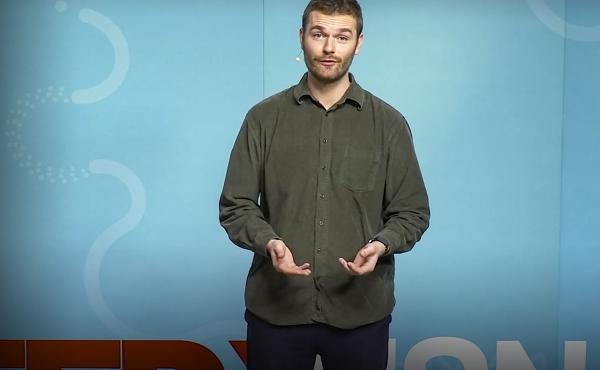 TED Radio Hour: Knut Ivar Bjørlykhaug