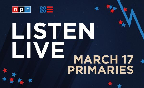 Listen to NPR's coverage of the March 17 primaries on Tuesday night beginning at 8 ET.