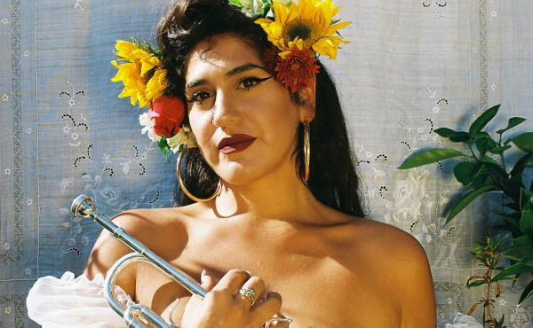 La Doña's music is a blend of Bay Area hip-hop, reggaeton and traditional Mexican and Latin American musical styles. Her new EP Algo Nuevo is out now.
