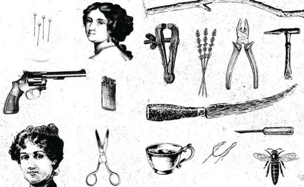 'Lady Killers: Deadly Women Throughout History' By Tori Telfer