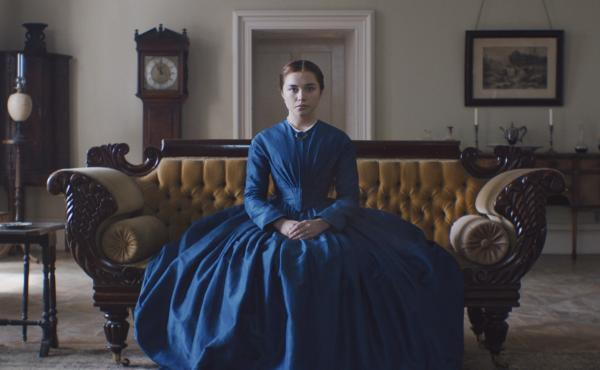 Katharine (Florence Pugh) is mesmerizing as she seethes in Lady Macbeth.