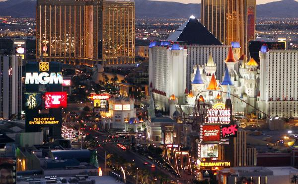 Under Las Vegas' new law, people found sleeping in public areas affected by the rules could face up to six months in jail and a $1,000 fine.