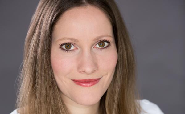 TED speaker Laura Bates.