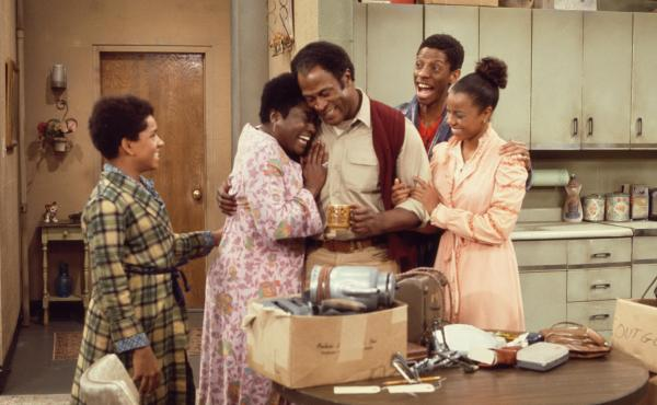 For our critic Eric Deggans, John Amos's performance as the powerful, hardworking dad on Good Times was formative.