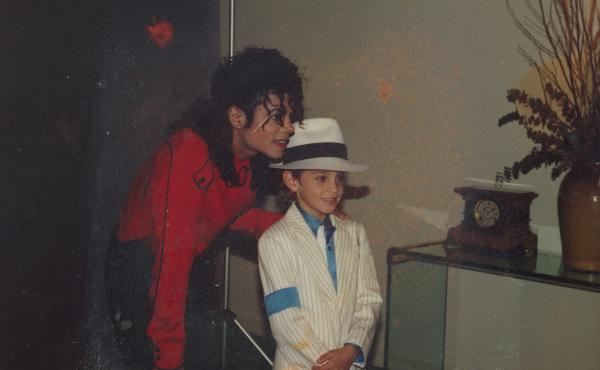 "Wade Robson met Michael Jackson more than 30 years ago. ""He was one of the kindest, most gentle, loving, caring people I knew,"" Robson says. ""He also sexually abused me for seven years."" Robson, pictured above, and James Safechuck — who also met Jackson"