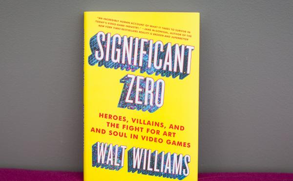 Significant Zero, by Walt Williams