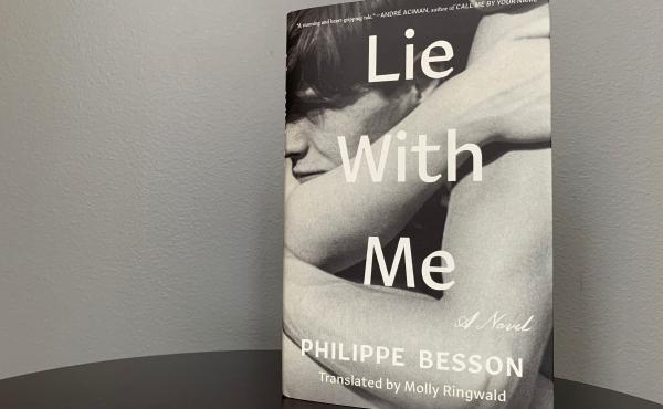 Lie With Me, by Philippe Besson