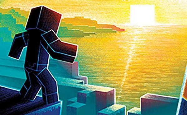 Minecraft:The Island by Max Brooks
