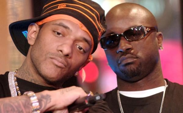 Prodigy, left and Havoc from the Queens, New York rap group Mobb Deep. Prodigy died June 20, 2017.