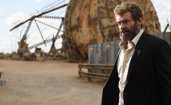 Even adamantium rusts: Hugh Jackman stars in Logan.