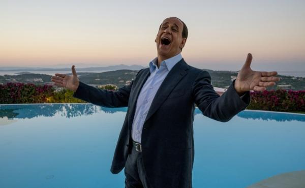 Toni Servillo stars in Paolo Sorrentino's film, which was recut from a two-part Italian TV series about the decadent life of Silvio Berlusconi.