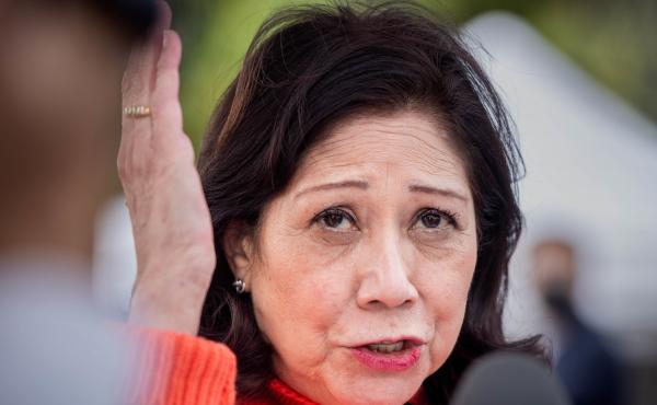 """The Los Angeles County Board of Supervisors passed a motion to make sure foster youth who receive Social Security benefits have access to those checks. County Supervisor Hilda Solis, co-sponsor of the motion, said the new directive is a """"game changer."""""""