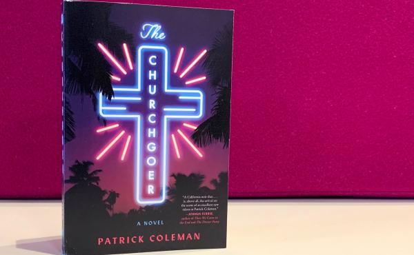 The Churchgoer, by Patrick Coleman