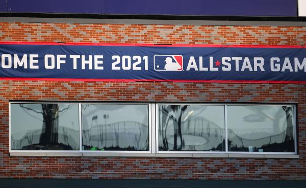 Major League Baseball has taken the 2021 All-Star Game out of Atlanta, citing Georgia's new voting law. The Atlanta Braves had been planning to show off their 4-year-old stadium during the midsummer game.