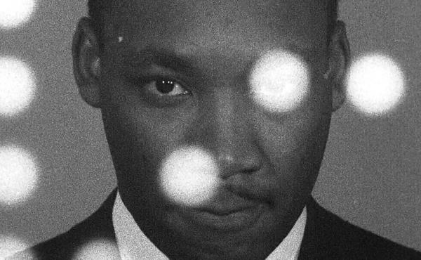 Martin Luther King Jr. in Sam Pollard's MLK/FBI.