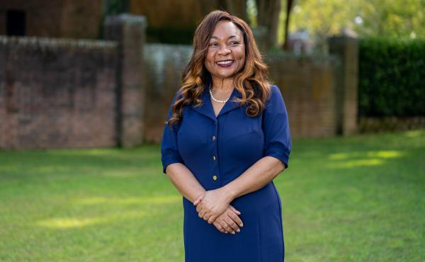Catherine Flowers is the founding director of the Alabama Center for Rural Enterprise. She recently received one of the MacArthur Foundation's 2020 Genius Grants.