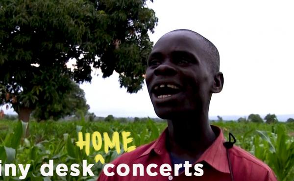 Malawi Mouse Boys plays a Tiny Desk (Home) Concert.