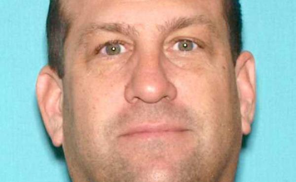 George Falcone, 50, was charged with terroristic threats, obstruction and harassment over an alleged confrontation with an employee at a Wegmans market in New Jersey.
