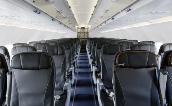 Prabhu Ramamoorthy attacked a woman on an overnight flight from Las Vegas to Detroit on Jan. 3. The 35-year-old man was sentenced to nine years in prison on Friday.