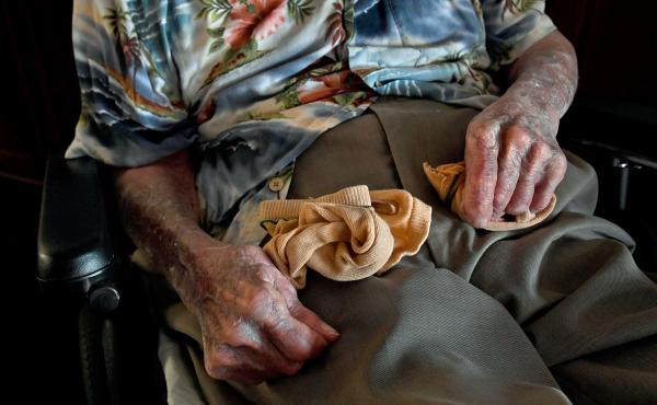 Nursing homes are required to have emergency plans and have staff practice evacuations, but many fail to meet even those basic requirements.