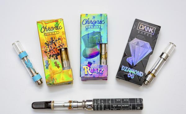 Investigators have found that cannabis-containing vaping products are linked with many of the reported cases of vaping-related lung illness.