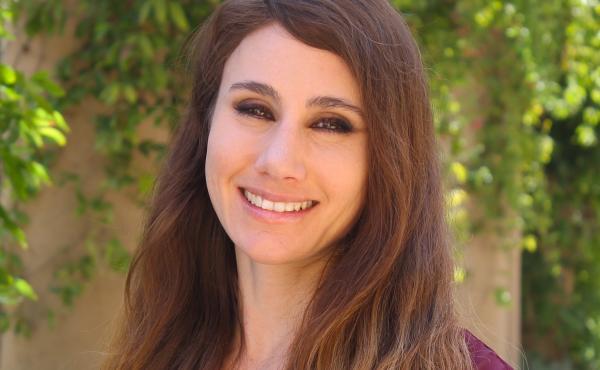 TED speaker Marily Oppezzo.