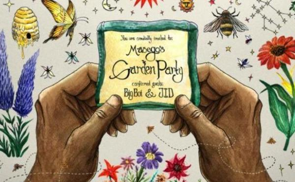 """Masego (feat. Big Boi and JID), """"Garden Party"""""""