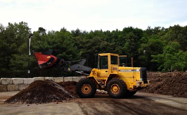 Massachusetts composting companies like City Soil, which turn food waste into compost that can be used on gardens and farms, say they expect to get quite a bit of new business from the food waste ban.