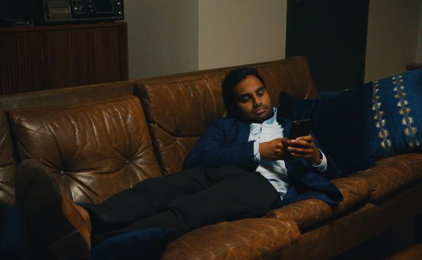 Aziz Ansari co-created and stars in Netflix's Master Of None, which just released its second season.