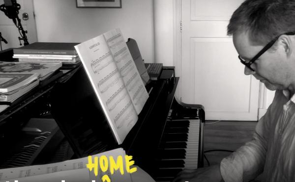 Max Richter plays a Tiny Desk (home) concert.