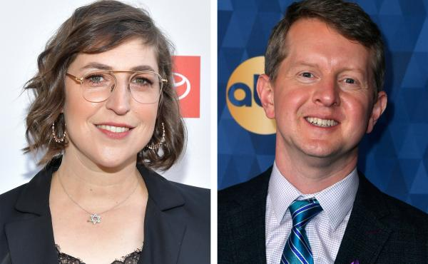 Actress Mayim Bialik will host several weeks of Jeopardy! episodes from Sept. 20 through Nov. 5. and then split hosting duties with previous winner Ken Jennings through the end of 2021.