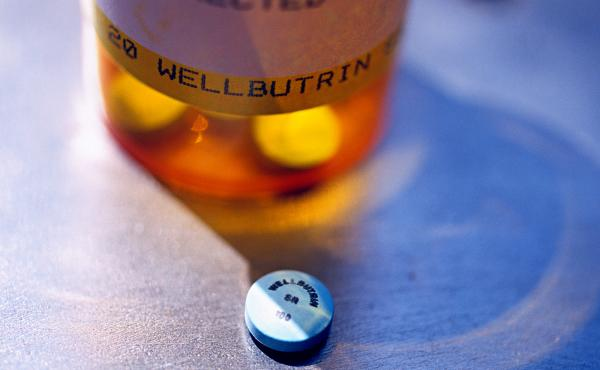 Bupropion, sold under the name Wellbutrin, is an antidepressant often prescribed to help a person quit smoking.