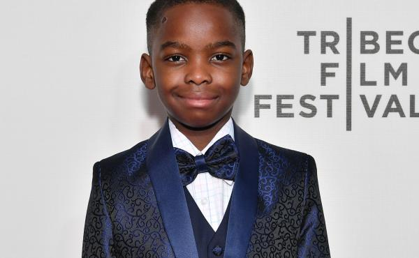 Tanitoluwa Adewumi, pictured in 2019, just became the newest national chess master in the U.S. at age 10.